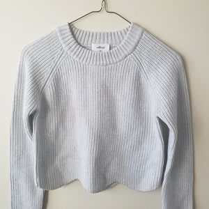 Wilfred cropped sweater in XXS
